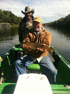 Buffalo National River lodging and fishing