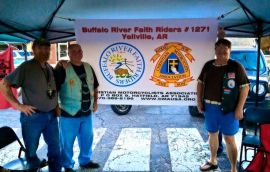 Buffalo River Faith Riders Yellville
