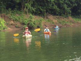 Canoeing & Kayaking near Yellville Arkansas
