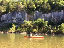 Canoeing & Kayaking on Buffalo River Arkansas