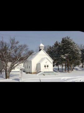 Church near Yellville Arkansas