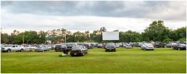 Kenda Drive-In Movie Marshall Arkansas