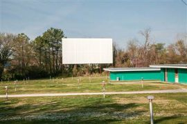 North Central Arkansas Drive In Movie