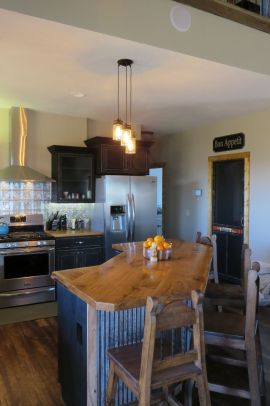 Our rental includes fully equipped kitchen