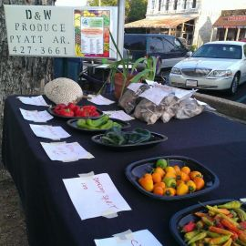 Ozark local produce